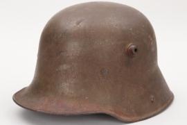 """Imperial Germany - M16 """"Marinekorps Flandern"""" helmet - ET64"""