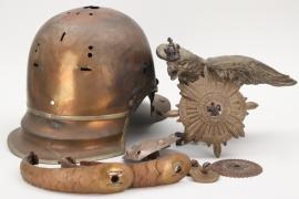Prussia - M1860 Garde du Corps helmet - EM