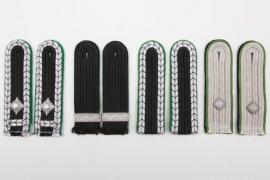 4x SS/SD soulder boards