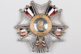 France - Order of the Legion of Honour, Breast Star