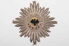 Prussia - Order of the Black Eagle, embroidered