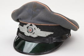 Luftwaffe Ingenieur's visor cap - EM/NCO