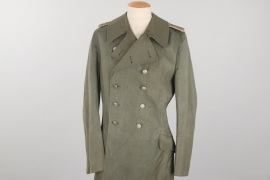 Heer Inf.Rgt.39 officer's raincoat