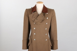 RAD NCO's service coat with hewer hanger