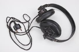 "Heer ""Festungsfernhörer"" headset - Ffh. 39 d"