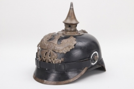 Prussia - M1915 spike helmet for infantry NCOs and EM