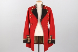 British Swiss Legion - pre 1856 frock coat