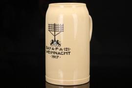 Bavaria - A.F.A.121 beer mug - 1917