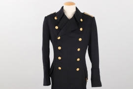 Kriegsmarine dress coat to Kapitän z.S. Wilke