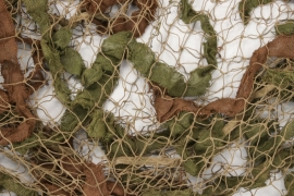 Wehrmacht large camo net - 420x115