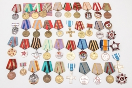 42 x lot of international medals