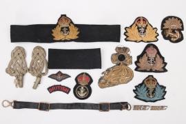 Great Britain - navy insignia ot