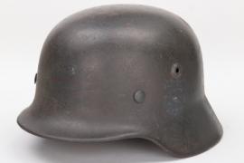 Heer M40 single decal helmet - SE64