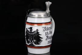 "1926 ""Reichsverfassung"" commemorative beer mug"