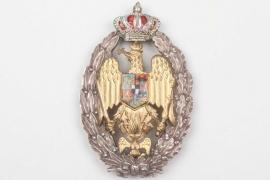 "Romania - Military Academy Badge ""BSW"""