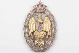 "Romania - Military Academy Badge ""BSW"""