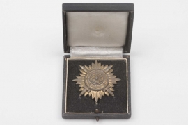 Ostvolk Decoration 1st Class in gold without swords in case