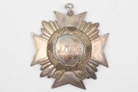 1926 shooting award - 800 silver