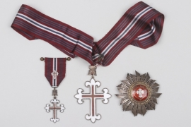 Portugal - Order of Military Merit 1st Class set