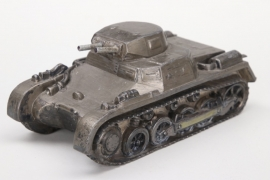 Third Reich Panzer 1 table model