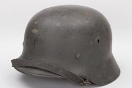 Heer M40 combat helmet
