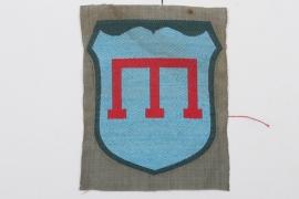 "Heer ""Crimean Tatar"" volunteer's sleeve badge"