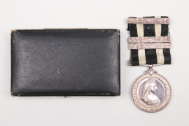 Great Britain - Service Medal of the Order of St. John in case