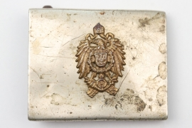 Imperial Germany - postal official EM/NCO buckle