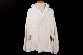 Wehrmacht white winter camo smock