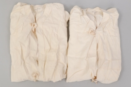 Wehrmacht 1943 military hospital night dresses - Rb-numbered