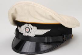 Luftwaffe flying troops EM/NCO summer visor cap