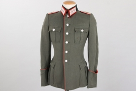Heer Art.Rgt.55 ornamented field tunic - Hauptmann