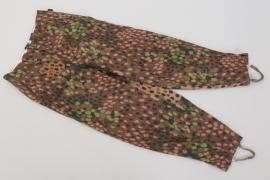 Waffen-SS pea-dot camo trousers - Betr.Ra.