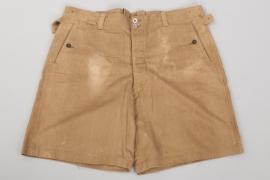 Heer tropical shorts - Paris 1943