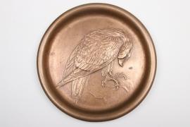 Arno Breker bronze plate
