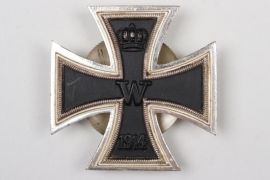 1914 Iron Cross 1st Class on screw-back