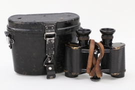 Wehrmacht binoculars 8x26 with case - Goerz