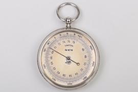 Third Reich altimeter - Lufft