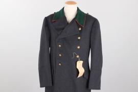 Weimar Republic customs official's coat