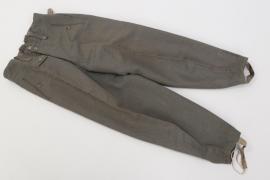 """Waffen-SS M43 field trousers - """"910"""""""