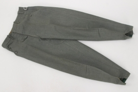 Heer/Waffen-SS M43 field trousers - Italian gabardine