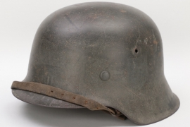 Heer M42 ex-single decal helmet - ckl66