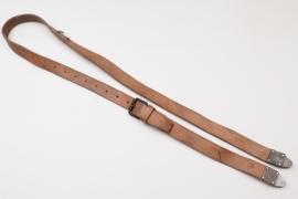 Wehrmacht field telephone shoulder strap