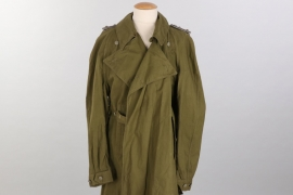 Heer M41 tropical motorcyclist's coat - Pionier Hauptmann d.Res.