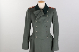 Heer Art.Rgt.116 field coat - Leutnant