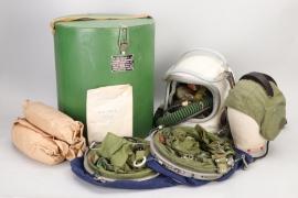 Soviet Union - MIG pilot's helmet GS6A
