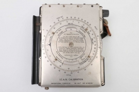 Great Britain - WWII Pilot's Navigational Computor MK III D