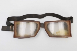 Replica motorcyclist's or pilot's goggles
