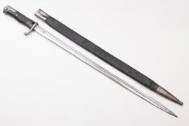 """Prussia - bayonet SG 98 a.A. - """"58.R.1.59"""""""