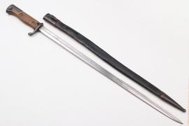 """Bavaria - """"B.2.R.10.95"""" bayonet SG 98 n.A. - 1908"""